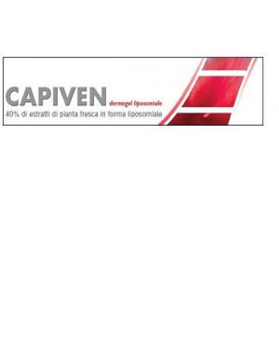 Capiven Dermogel Lipo 50ml - Farmacento