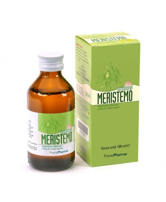 PromoPharma Fitoterapia Linea Meristemo Meristemo17 100ml - Farmacento