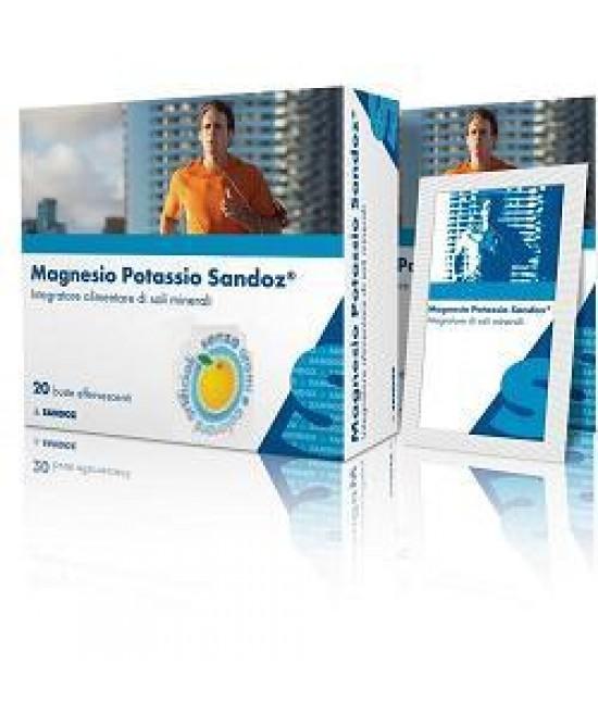 Magnesio Potassio 10bust - Zfarmacia