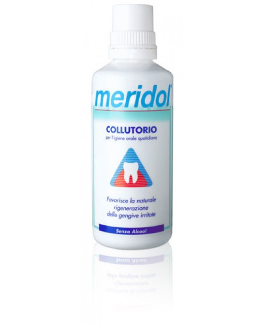Meridol Collutorio 400ml - Farmacento
