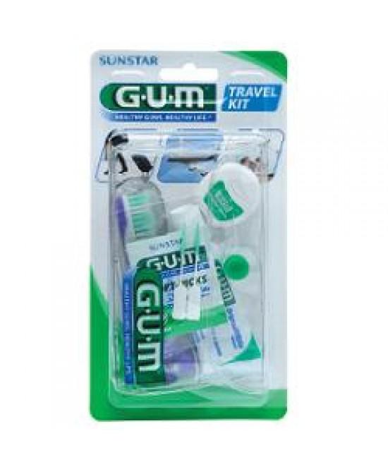 Gum Travel Size Kit Viaggio - Farmastar.it