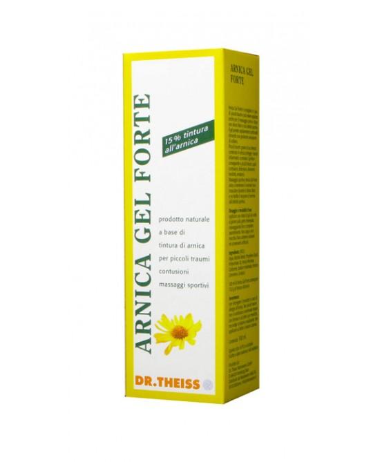 Dr. Theiss Arnica Gel Forte 100ml - Antica Farmacia Del Lago