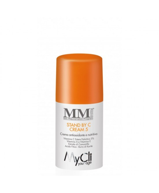 MyCli Prevenzione Anti Age Stand By C Cream  5% 30ml - Farmacento