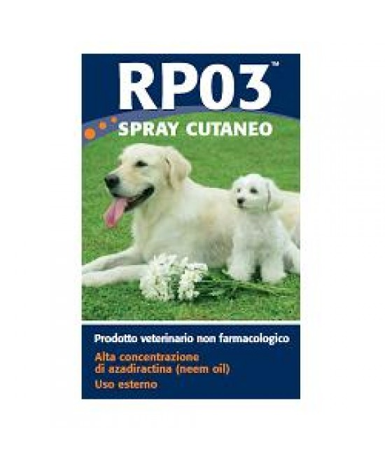 Rp03 Spray Vet N/farmacologico - Farmastar.it