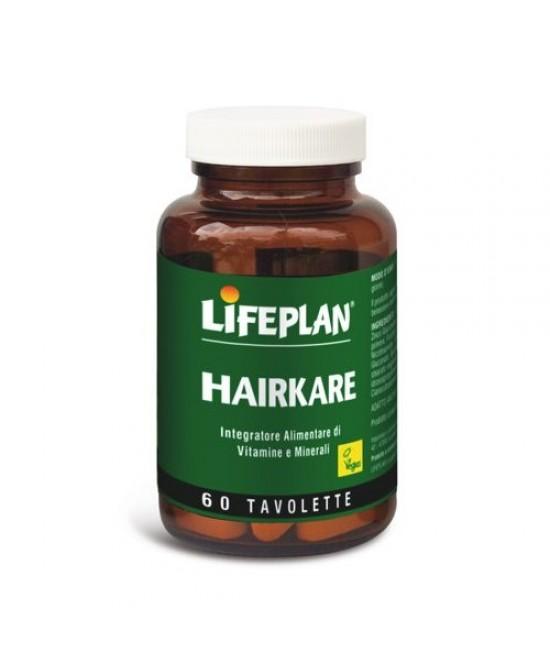 PromoPharma Life Plan Formule Speciali Hairkare Integratore Alimentare 60 Tavolette - Zfarmacia