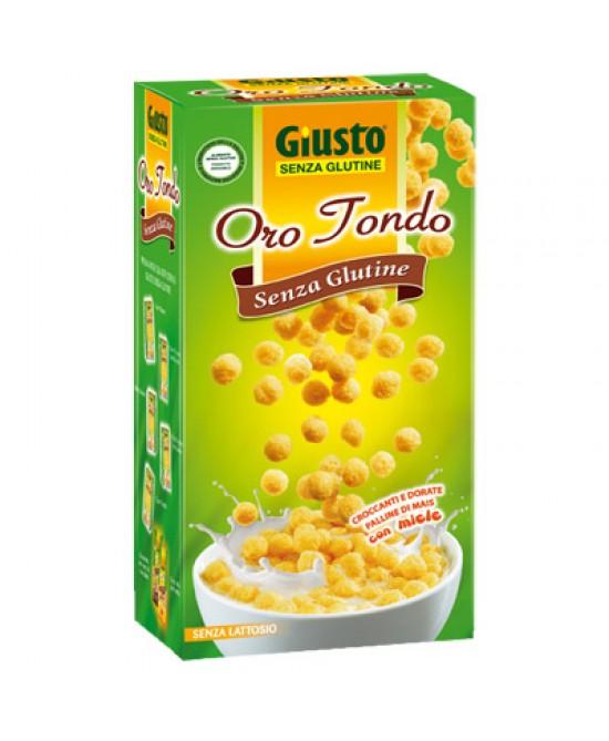 Giusto Oro Tondo Con Miele Senza Glutine 250g - La tua farmacia online