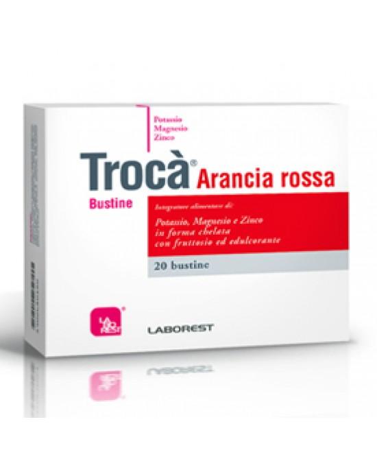 Troca Arancia Ro 20x6g - Farmamille