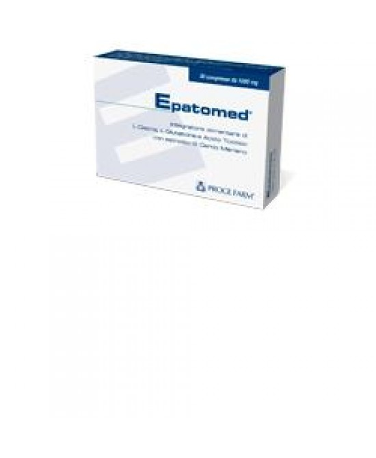 Epatomed 30cpr - La tua farmacia online