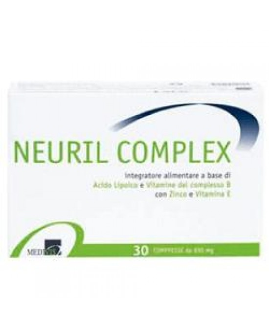 Neuril Complex 30cpr - La tua farmacia online