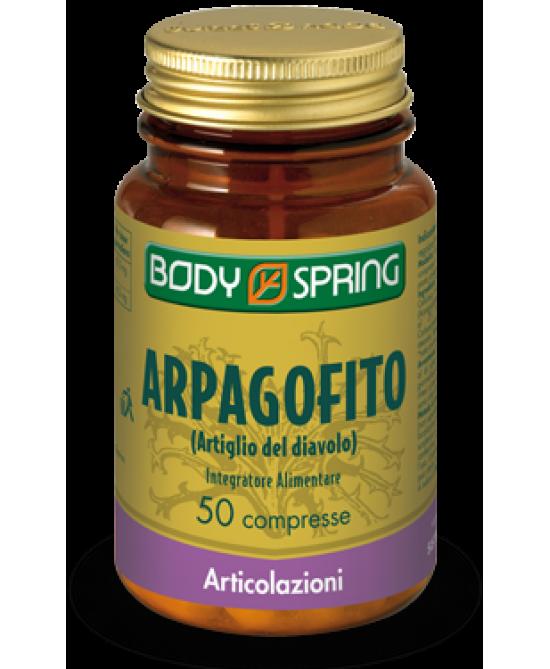 Body Spring Arpagofito 50 Compresse - Farmacia 33