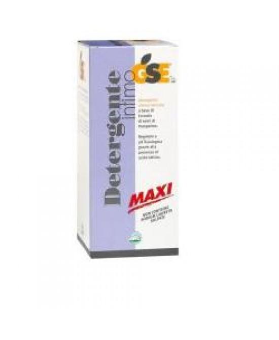 Gse Intimo Det Maxi 400ml - FARMAEMPORIO