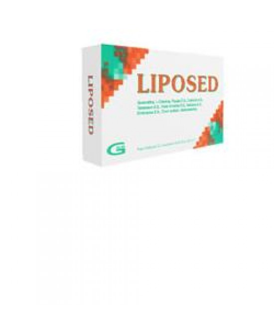 Liposed 30cpr - Zfarmacia