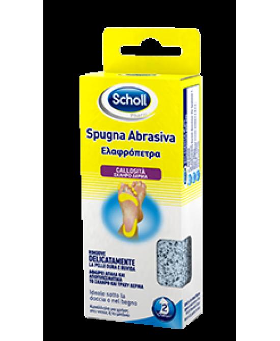 Scholl Spugna Abrasiva Per Piedi - Farmacento