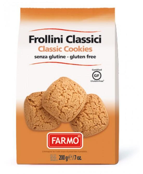 Farmo Frollini Classici Senza Glutine 200g - Farmacia 33