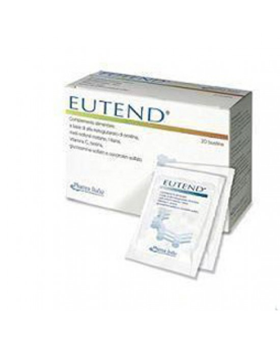 Eutend Integrat 20bust - Farmacia 33