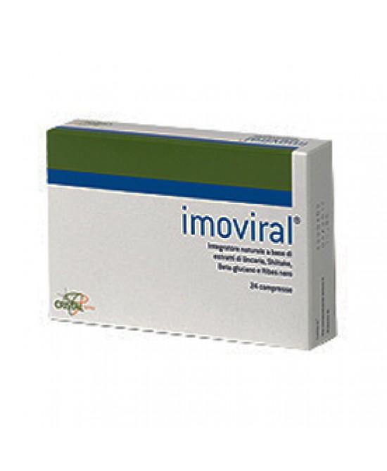 Imoviral Integratore 24cpr - Farmacento