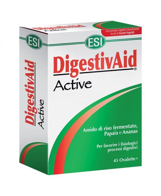 Esi DigestivAid Active 45 Ovalette - Farmabravo.it