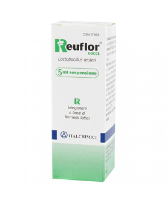 Reuflor Integrat 5ml Gtt - Farmaciasconti.it