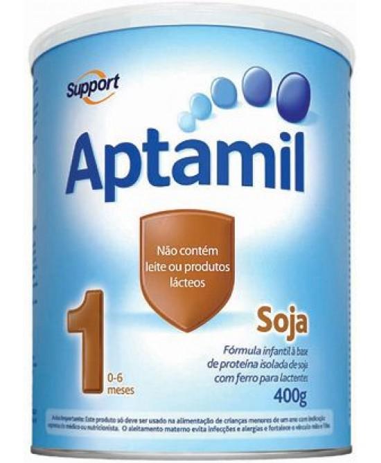 Aptamil Latti Speciali Soya 1 Latte In Polvere 400g - Farmacento