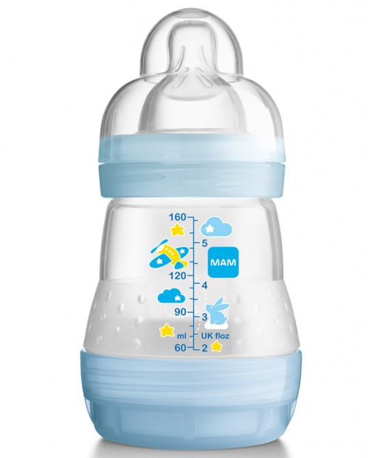 Mam First Bottle Succhietto Taglia 1 160ml - Farmacento