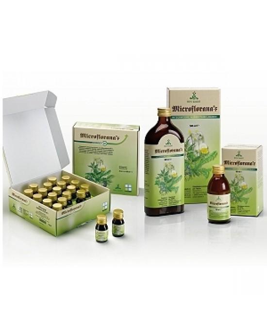Named Microflorana-F Direct Integratore Alimentare 20 Flaconcini da 25ml - Zfarmacia
