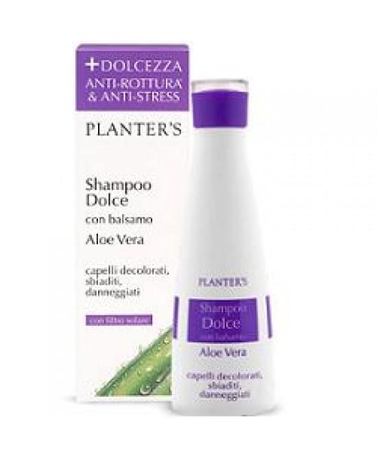 Planters Sh Dolce Aloe Vera - Farmacia 33