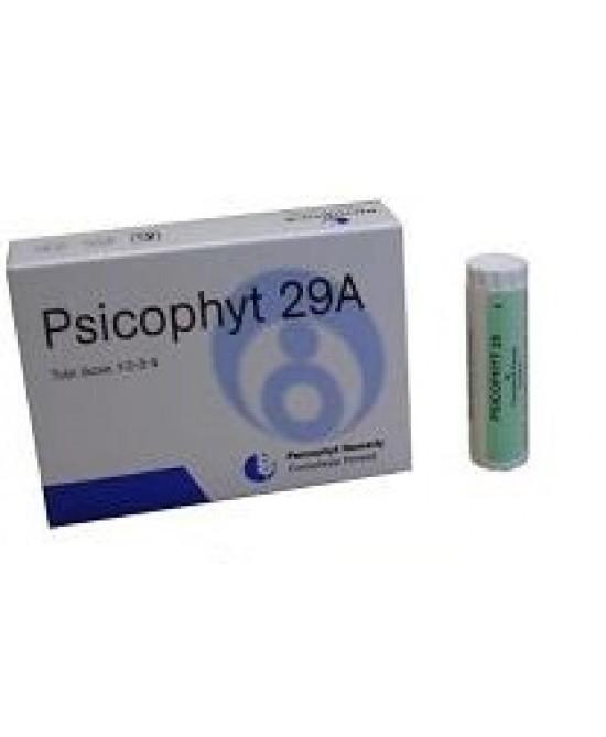 Psicophyt Remedy 29A Granuli Integratore Alimentare 4 x 1,2g - Farmacia 33