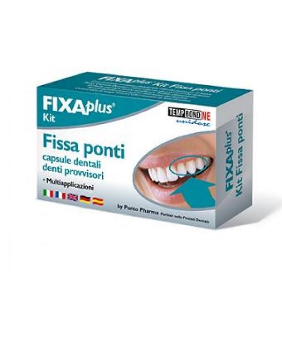Fissa Ponti Fixaplus Kit - Farmacento