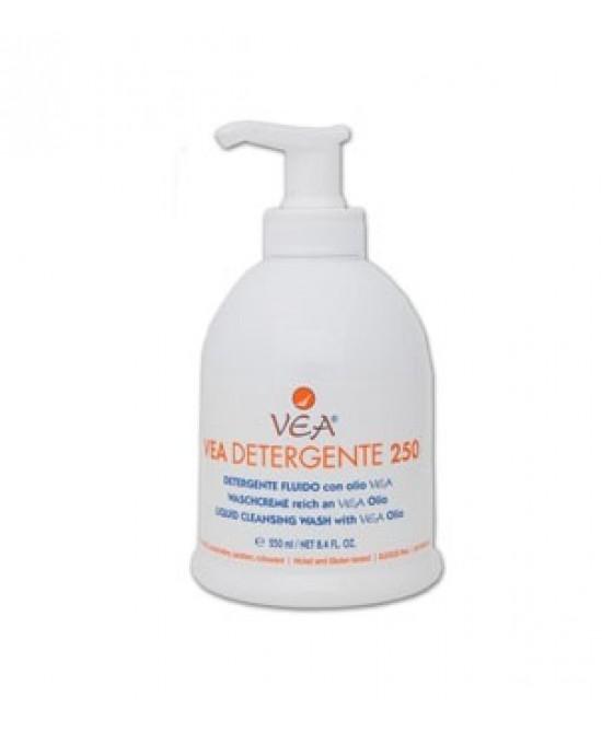Vea Detergente 250 A Risciacquo - Non Comedogeno 250ml - Farmacento