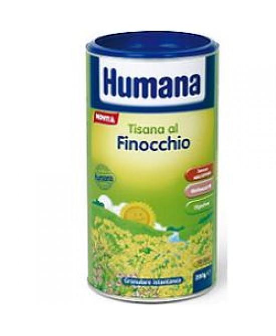 Humana Tis Finocchio 200g - Zfarmacia