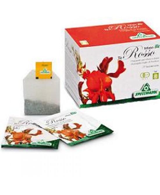 Specchiasol Tisana Bio Gusto Tè Rosso 20 Filtri - La tua farmacia online