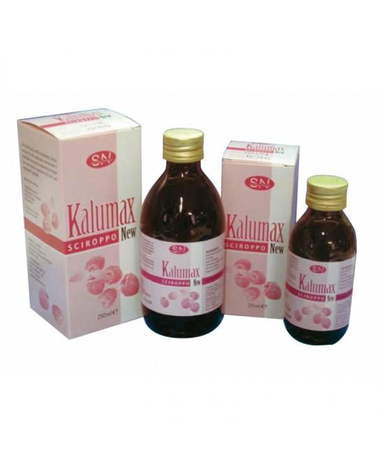 Società Natura Kalumax New Sciroppo 125ml - Farmamille