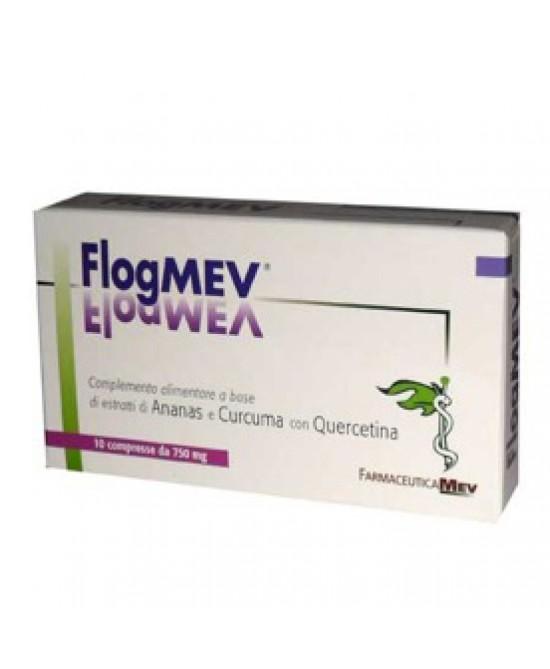 Flogmev 10cpr - Zfarmacia
