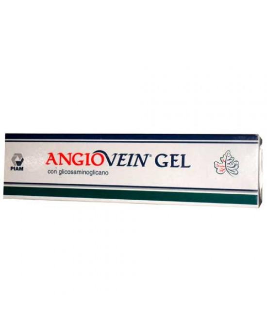 Angiovein Gel 100ml - Farmacento