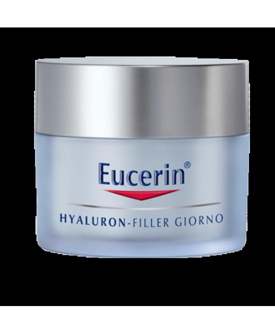 Eucerin Hyaluron-Filler Crema Giorno Per Pelle Secca 50ml - Farmaciasconti.it