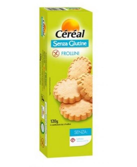Céréal Frollini Senza Glutine 120g - La tua farmacia online