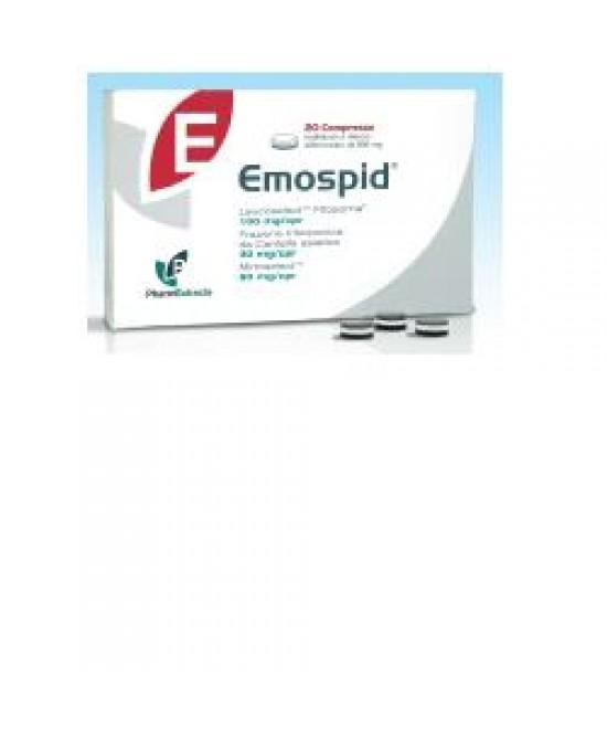 Emospid 20cpr - La tua farmacia online