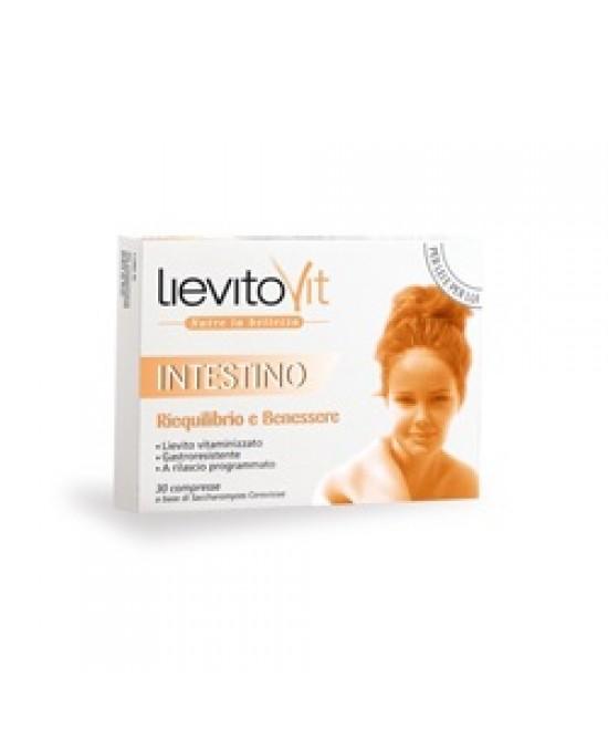 LievitoVit Intestino Integratore Alimentare 30 Compresse - La tua farmacia online