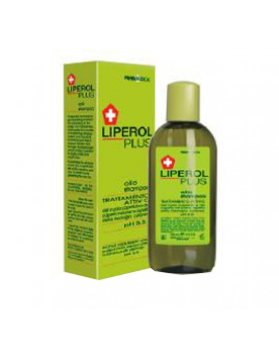 Liperol Plus Sh 150ml - FARMAEMPORIO