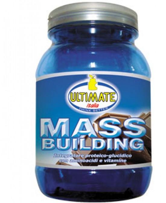 Ultimate Mass Building Gusto Vaniglia 1,8kg - Farmajoy