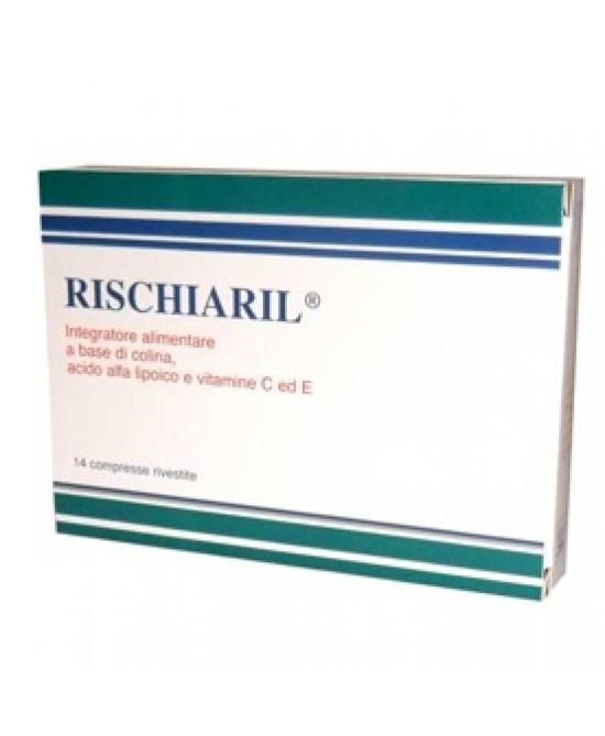 Rischiaril Integrat 14cpr Riv - Farmacento