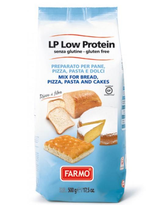 Farmo Lp Low Protein Senza Glutine 500g - FARMAEMPORIO
