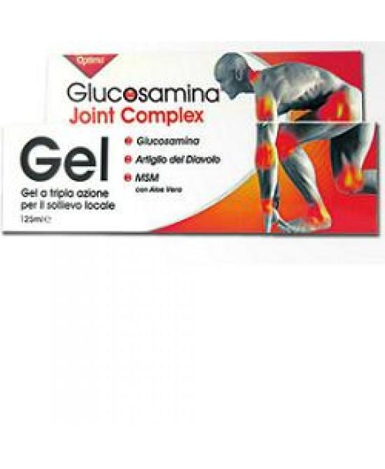 Glucosamina Joint Compl Gel125 - FARMAEMPORIO