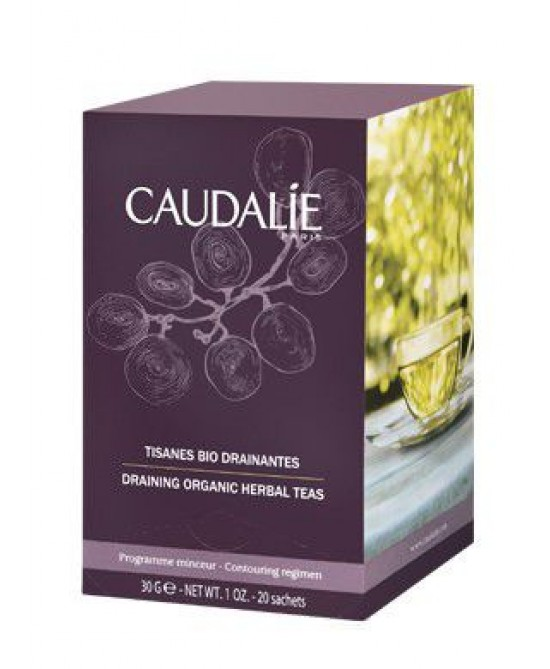 Caudalie Tisane Bio-Drenanti 30g - Farmastar.it