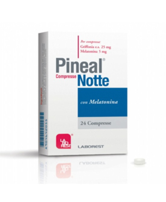 Pineal Notte 24cpr - Farmacia 33