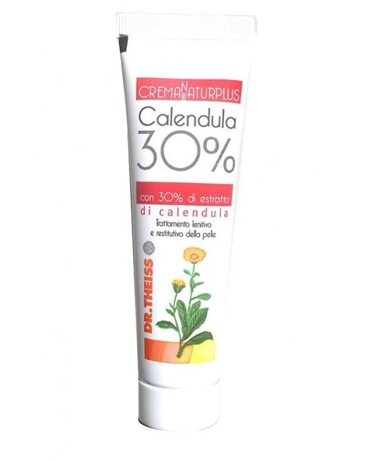 Theiss Crema Naturplus Calendula 30% 50ml - Farmacia 33