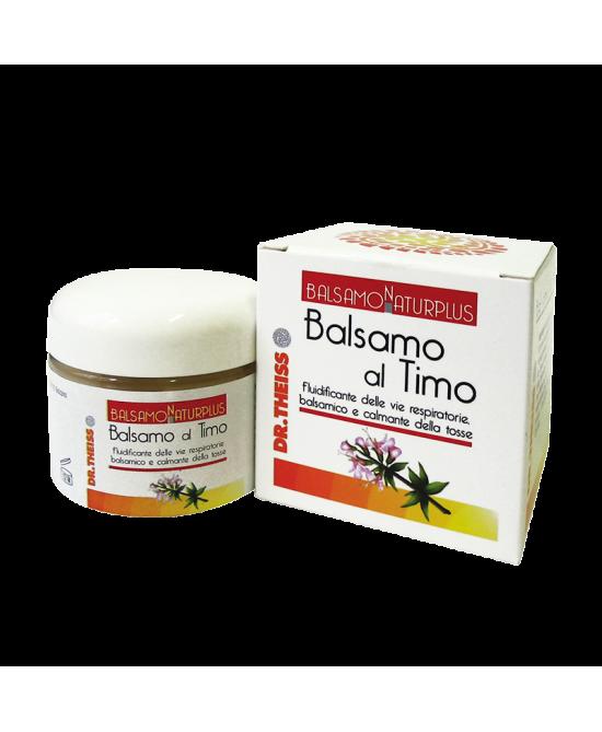 Naturwaren Theiss Timo Balsamo 50g - Farmacia 33