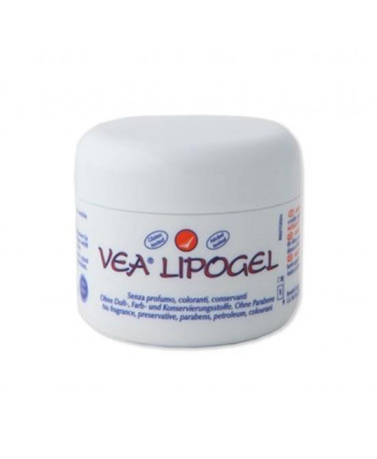 Vea Lipogel Gel Lipofilo Base - Non Comedogeno 200ml - Farmacento