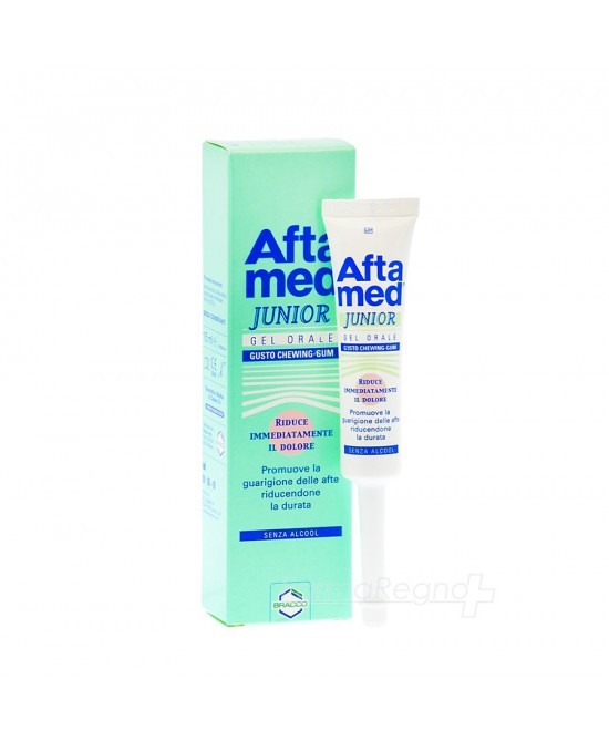 Aftamed Junior Gel Orale 15ml - Farmalandia