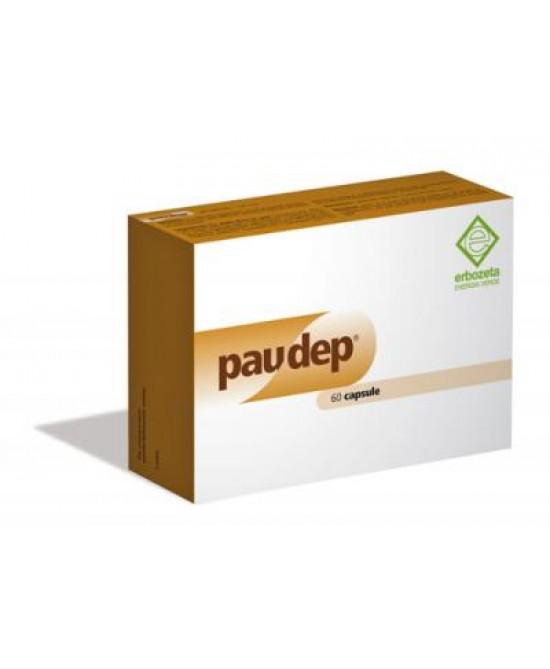 Erbozeta Paudep Integratore Alimentare 60 Capsule - La tua farmacia online